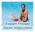 Expert Private Swim Instruction